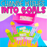 Make your Wishes come true, a goal setting activity.