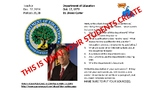 Make your own Cabinet Department Member Postcards - Government Executive Branch