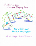 Make your own Cinco De Mayo Mexican Jumping Beans
