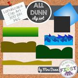 Landscape Background Clip Art