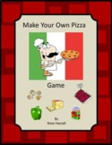 Pizza Making  Games for Learning Preschool, Kindergarten, Special Education