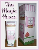 Make your own Smart Chute Style Magic House - Printable Pattern Center CC