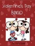 Valentine's Day Make Your Own Bingo