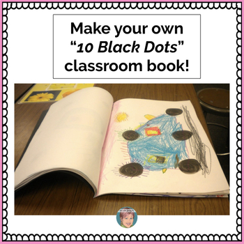 10 Black Dots: Make your own classroom book