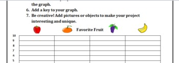 Make your own graph project