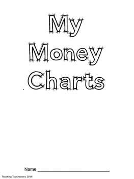 Make your own money anchor charts