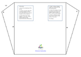 Simple Kite Template & Activity