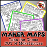 Maker Maps: Take the Chaos out of Makerspaces