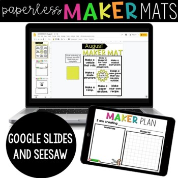 Maker Mats for MakerSpaces