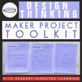 Self-Directed Learning: Maker Tool Kit {Printable and Digi
