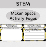 Maker Space- Brain Flakes® Activity Pages