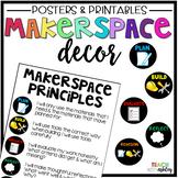 Makerspace Decor