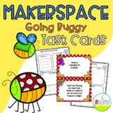 Makerspace Going Buggy Insect Themed Task Cards