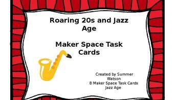 Maker Space - Jazz Age - Roaring 20s
