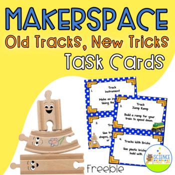 Maker Space Old Tracks, New Tricks Freebie
