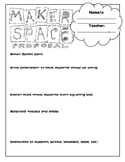 Maker Space Proposal