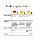 Maker Space Rubric