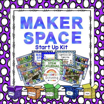 Maker Space Start Up Kit Bundle