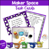 Maker Space Task Cards