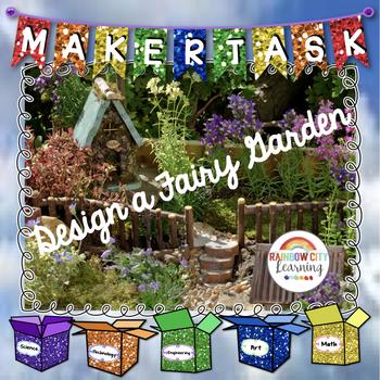 Maker Task: Design a Fairy Garden