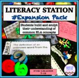 Maker Stations--ELA Style! #Expansion Pack