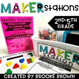 Maker Stations for Makerspaces {2nd-5th} - Distance Learning