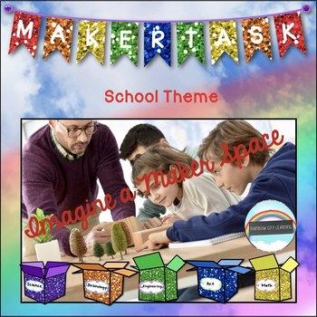 Maker Task: Imagine a Maker Space