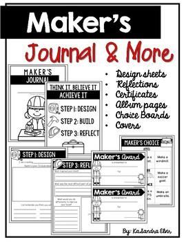 Maker's Journal & More