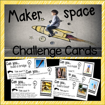 MakerSpace Challenge Cards