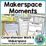 MakerSpace Activities in Literature: What Do You Do With a Chance?