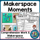 End-Of-The-Year Makerspace {Last Day Blues}