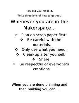 Makers Space or Challenge Center