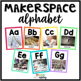 Makerspace Alphabet