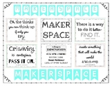 Makerspace Bulletin Board