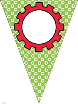 Makerspace Bundle Bulletin Board Bunting Banner