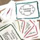 Makerspace STEM Challenge Cards {44 STEM Challenges + 4 Editable Cards}