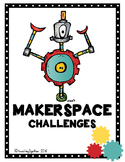 Makerspace Challenges: STEM Activites