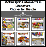 Makerspace Character Bundle