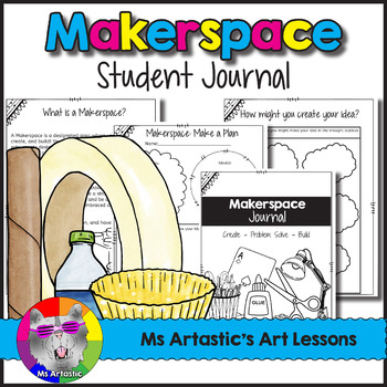 Makerspace: Classroom Start-Up and BUNDLE