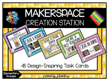 Makerspace: Creation Station