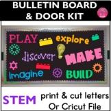 Makerspace Decor Letters