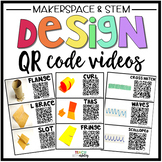 Makerspace Design QR Code Videos