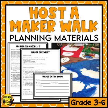Makerspace: Host a Maker Walk