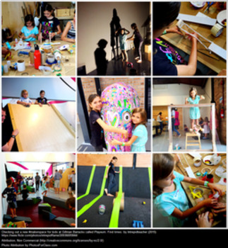Makerspace Ideas (Materials and Products)