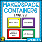 Makerspace Label Set