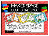 Makerspace: Lego Challenge Task Cards