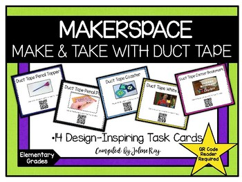 Makerspace: Make & Take with Duct Tape