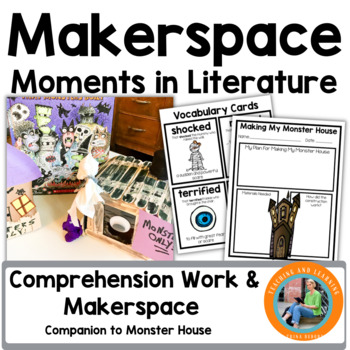 Makerspace Moments in Literature: Engineering and Literature {October Book 2}