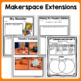 Makerspace Moments in Literature: Halloween BUNDLE