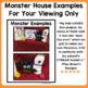 Halloween STEM/ Makerspace Activities in Literature:{I Need My Monster}